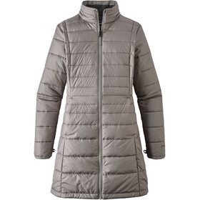 Patagonia Vosque 3-in-1 Parka Dames, forge grey